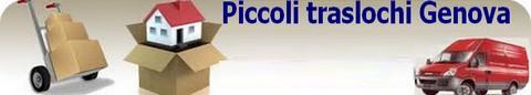 Piccoli traslochi Genova da 49 €